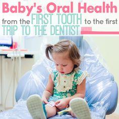 Babys Oral Health