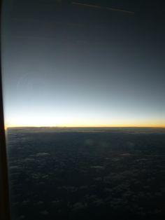 """""""JAL"""", Guam→Tokyo  (Dicembre)"""