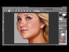 Corel Paint Shop Pro x2 - tutorial on airbrushing the photoshop way.