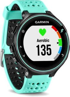 Totally need this watch!! Blue FR 235 Activity tracker+ watch wrist HR tracker