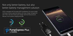 Mola: Bluboo X550, un teléfono sin marcos, una gran batería y Pump Express Plus