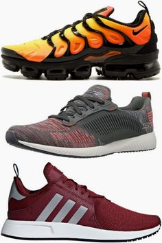 Uncover Men's Running Sneakers Tips New Sneakers, Running Sneakers, Air Max Sneakers, Running Shoes, Sneakers Nike, Shoe Sites, Beautiful Shoes, Nike Air Max, Air Jordans