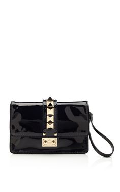 Shop Lock Clutch by Valentino Now Available on Moda Operandi €1,195