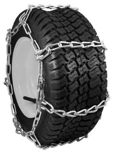 Security Chain Company Qg0481 Quik Grip Garden Tractor And Snow Blower Tire Traction Chain - Set Of 2, 2015 Amazon Top Rated Snow Thrower Chains #AutomotivePartsandAccessories