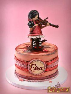 Gorjuss Cake - Cake by Nasa Mala Zavrzlama