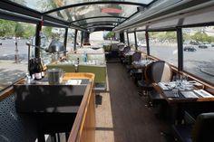 Bustronome - кулинарное путешествие по Парижу - Биение разума
