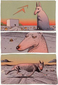 Inside Moebius - 2006 Stardom Editions - Paris