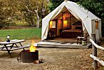 Top luxurious campgrounds