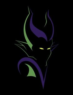 Maleficent is my favorite Disney Villain.