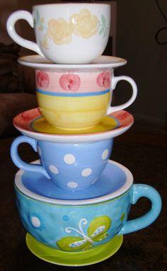 Alice in Wonderland Tea Party decor