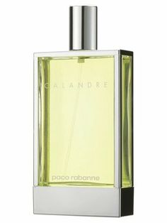 The perfume I wore the day of my wedding and my favorite in my 20's . Paco Rabanne Calandre dames parfum