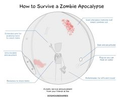 How to survive a zombie apocalypse, sphere