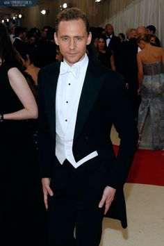 Just Tom Hiddleston