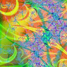 """fractal explorer fractal"" ...very Cezanne"