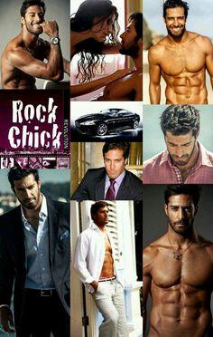 My Ren from Rock Chick #8. (Beto)