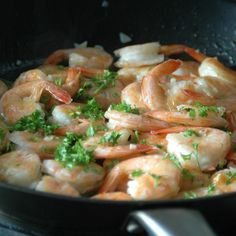 Cooking Basics for Beginners Good Food, Yummy Food, Happy Foods, Happy Kitchen, Fish Dishes, Shrimp Recipes, Easy Dinner Recipes, Food Inspiration, Food And Drink