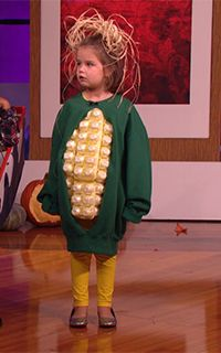 Corn....Last Minute Costumes | Steve Harvey Show