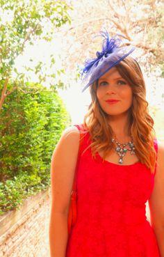 Blush & Bordeaux - Tickled Pink. Review dress, Wittner heels, Oroton bag, Zara necklace, Lovisa fascinator