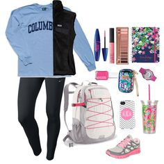 basically my school day apparel minus the watch and wallet