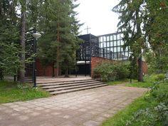 Cappella di Otaniemi, Espoo, 1957 - Kaija Siren , Heikki Siren