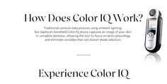 HOW DOES COLOR IQ WORK?