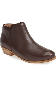 SoftWalk® 'Rocklin' Bootie (Women) available at #Nordstrom