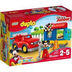 Taller de Mickey Mouse - Lego - Sets de Construcción - Sets de Construcción JulioCepeda.com
