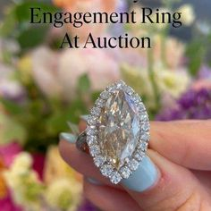 Buying An Engagement Ring, Dream Engagement Rings, Antique Engagement Rings, Wedding Jewelry, Wedding Rings, Ring Styles, Interesting History, Dream Ring, Diamond Are A Girls Best Friend