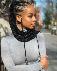 Braids For Black Women Picture ponytail hairstyles for black women african braids Braids For Black Women. Here is Braids For Black Women Picture for you. Braids For Black Women 81 elegant braided hairstyles for black women. Braids F. Black Girl Braids, Braids For Black Hair, Girls Braids, Braided Hairstyles For Black Women Cornrows, Black Women Braids, African American Braided Hairstyles, African American Braids, 2 Braids, Front Braids
