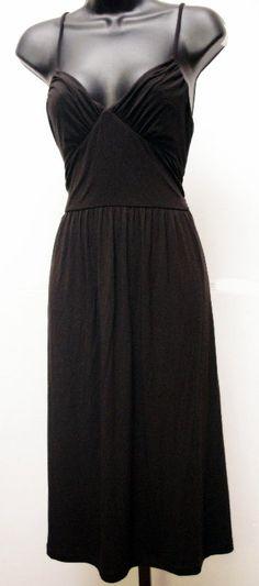 Size: Medium - Banana Republic - Black - Sexy Sun Dress - $17