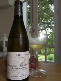 Chassagne-Montrachet 2010 #Burgundy