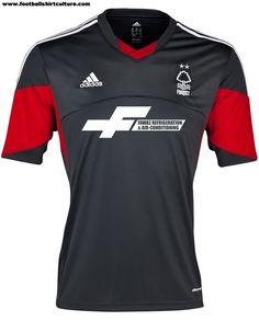 Nottingham Forest 13/14 Adidas Away Football Shirt