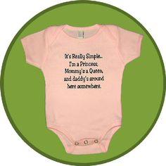 funny onesies | Short Sleeved Funny Onesie - funny sayings baby onesies #10 - Doblelol ...