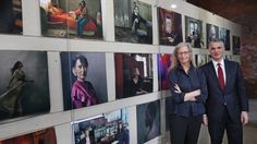 """Anna-Lou """"Annie"""" Leibovitz is a portrait photographer. Recipient of the 2013 Prince of Asturias Award for Communication, and 2009 recipient of the Royal Photographic Society's Centenary Medal and Honorary Fellowship in recognition of a sustained, significant contribution to the art of photography."""
