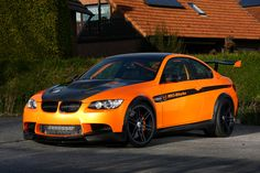 Manhart Racing - The true High Performance Cars BMW MH3 BiTurbo Clubsport