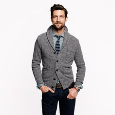 relaxed // #menswear #fallstyle #jcrew