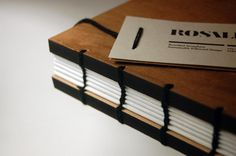 Laser Engraved Recycled Notebook on the Behance Network