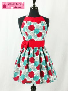 New spring aprons from sugar baby aprons