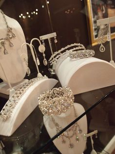 Winnie Couture Flagship Bridal Salon Atlanta. Bridal accessories