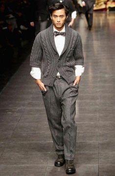 65a6025b66b Milan Men s Fashion Week  autumn winter 2012 round up - Fashion Galleries -  Telegraph