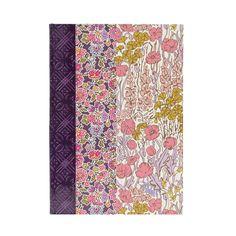 Buy Liberty of London A5 Tiny Poppytot Notebook | Amara
