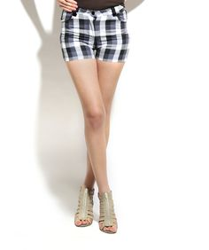 http://www.mydesignersales.com/designers-2/corsage/shorts-by-corsage.html  #checkered #hotpants #summer #cotton