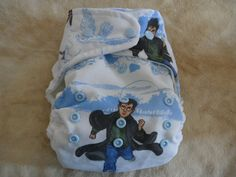 SassyCloth one size pocket diaper with Harry Potter by SassyCloth, $12.50