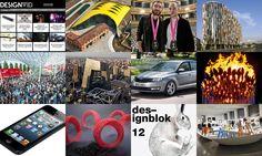 Rok 2012 přinesl skvostné stavby i český design