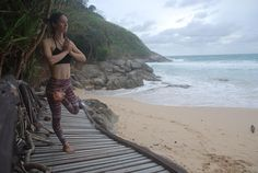 Enjoy The Yoga With Stefanie !!