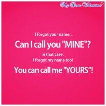 romantic names for boyfriend