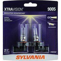 Cheap SYLVANIA 9005 XtraVision Halogen Headlight Bulb (Pack of 2) sale