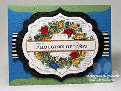 Just got this stamp set--love this idea!