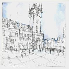 Results of the AIA Philadelphia Napkin Sketch Competition   Gallery   Archinect