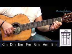 Dedilhando em 21 Acordes (1ª Parte) - Cordas e Música (Farofa) - Aul.07/Vio./Mod.3 - YouTube